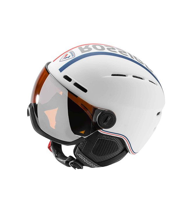 Visor - Single Lense White